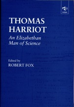 Can you tell me in a one page essay is Thomas Harriot Life History?