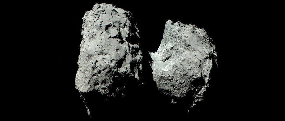 Image credit: ESA/Rosetta/MPS for OSIRIS Team MPS/UPD/LAM/IAA/SSO/INTA/UPM/DASP/IDA