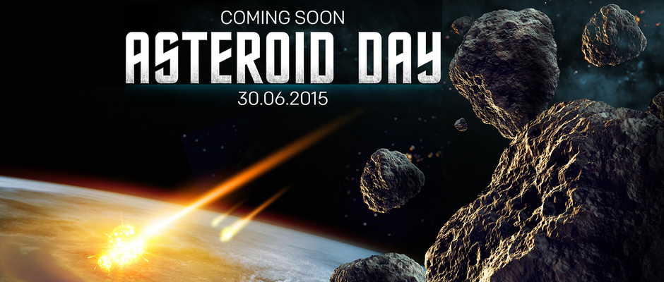 Image credit: Asteroid Day Ltd. / Discovery Science.