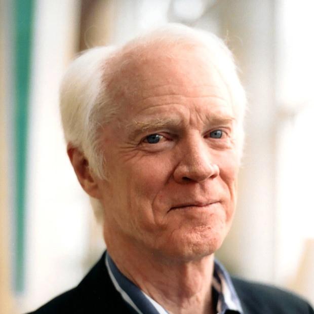 Rusty Schweickart, Chair Emeritus of the B612 Foundation and former Apollo 9 astronaut. Image credit: B612/Wikimedia Commons.