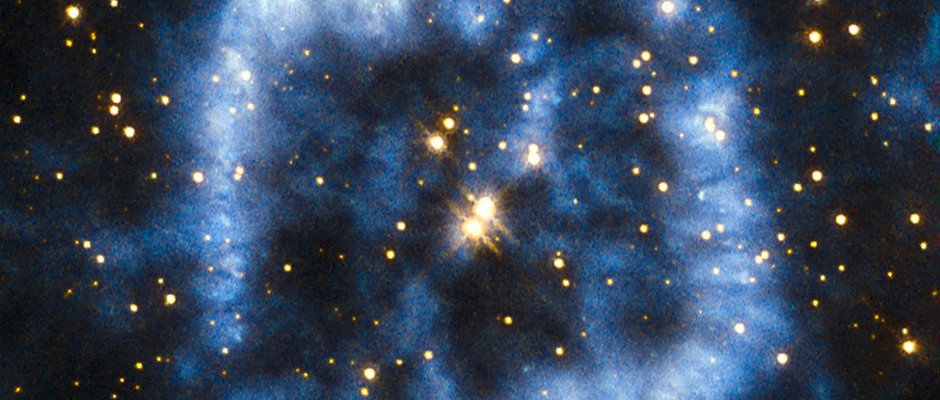 Planetary nebula PK 329-02.2, otherwise known as Menzel2 after DonaldMenzel who discovered it in 1922, lies in the southern constellation of Norma. Image credit: ESA/Hubble & NASA. Acknowledgement: Serge Meunier.