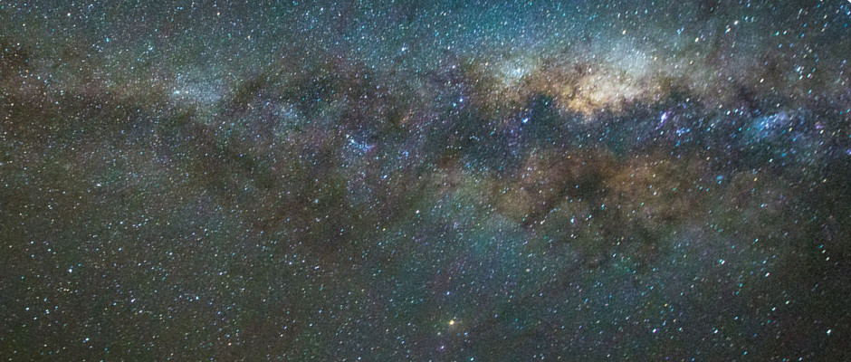 The Milky Way. Image credit: Gigi Marino.