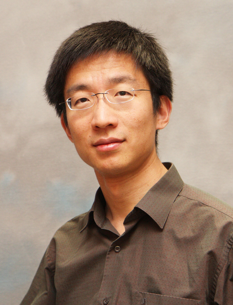 Dr. Xingang Chen, assistant professor of physics at the University of Texas at Dallas and a visiting scholar at the Harvard-Smithsonian Center for Astrophysics. Image credit: UT Dallas.