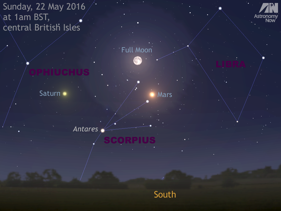 visible planets tonight november 25 - photo #6