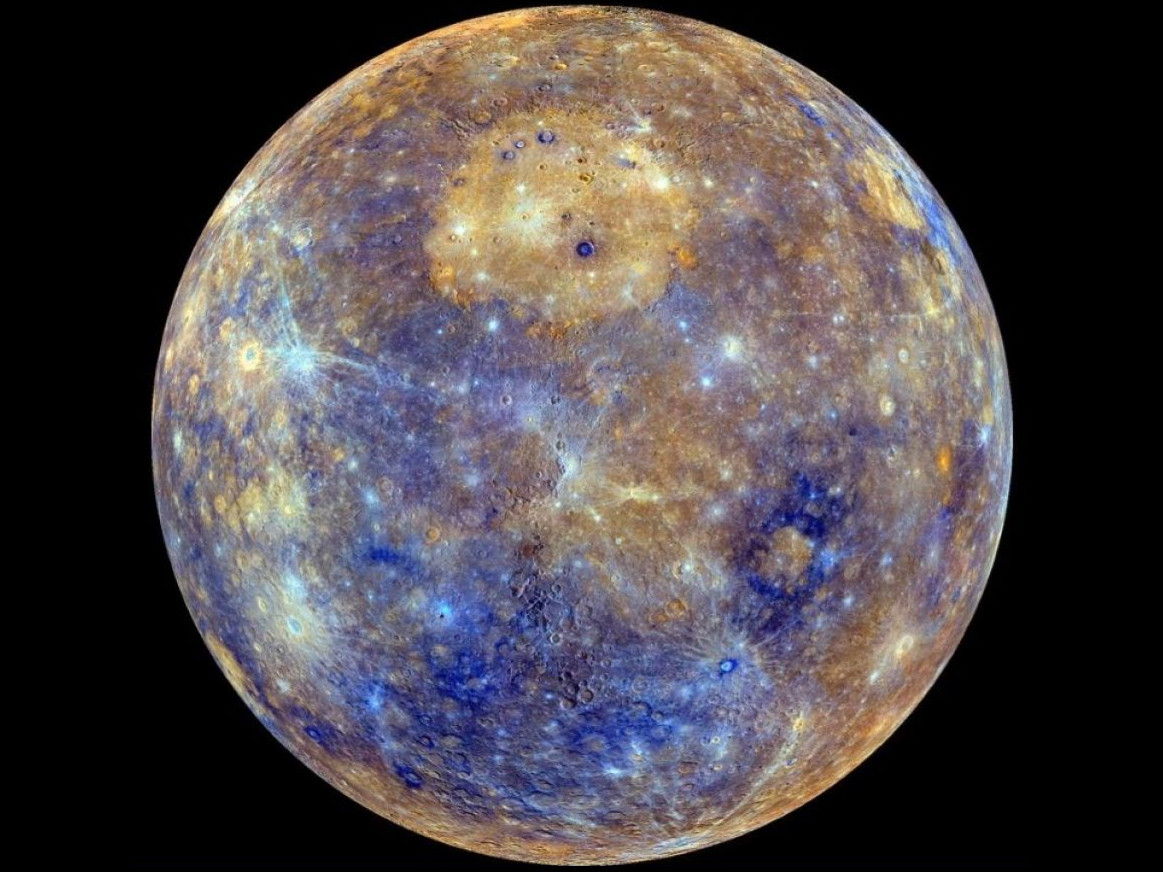 mercury pictures from nasa - photo #15