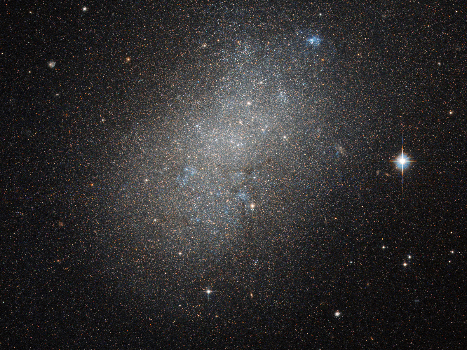content of a irregular galaxy star - photo #13