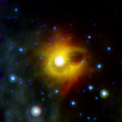 List of most massive stars - Wikipedia