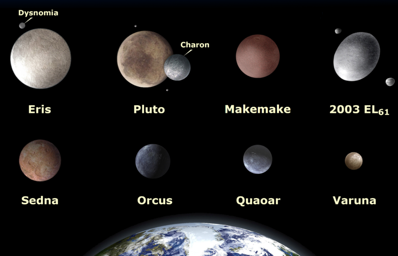 history about the nine planets - photo #21