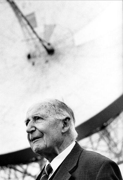 Sir Bernard Lovell, 1913-2012
