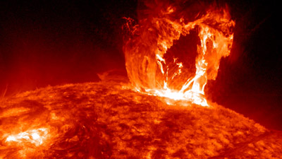 New system could predict solar flares, give warnings