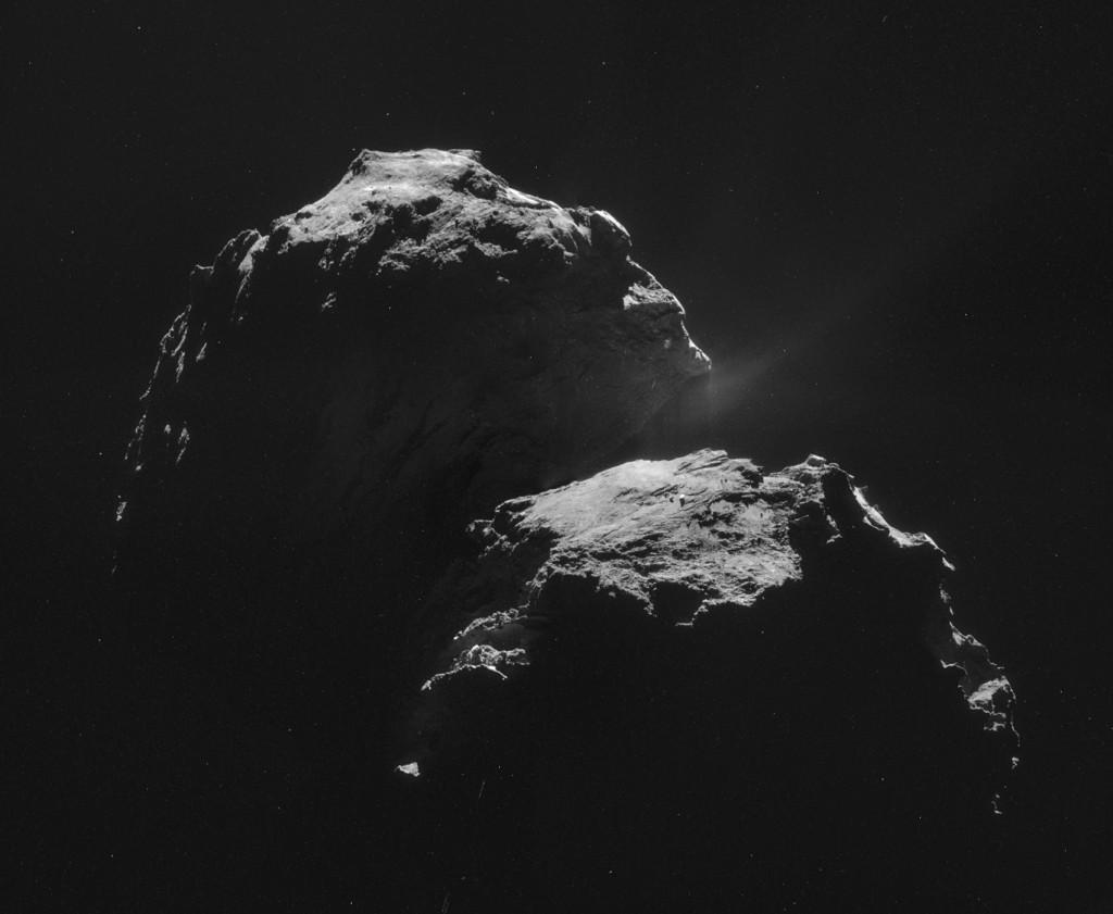 Image: ESA/Rosetta/NAVCAM – CC BY-SA IGO 3.0