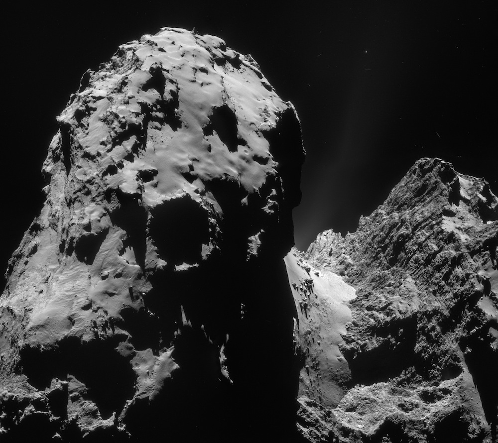 Scientific riches await Philae comet lander, if it wakes ...