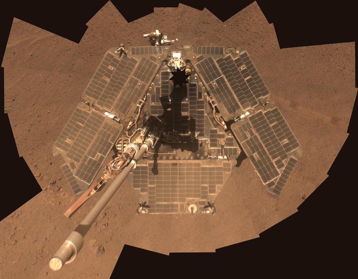 mars rover cleaning event - photo #3
