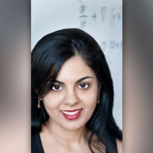 Sukanya Chakrabarti. Image credit: Rochester Institute of Technology