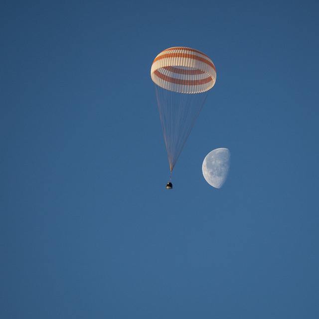 Photo credit: NASA/Bill Ingalls.