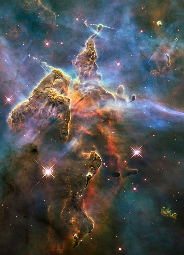 Credit: NASA, ESA, and M. Livio and the Hubble 20th Anniversary Team (STScI)
