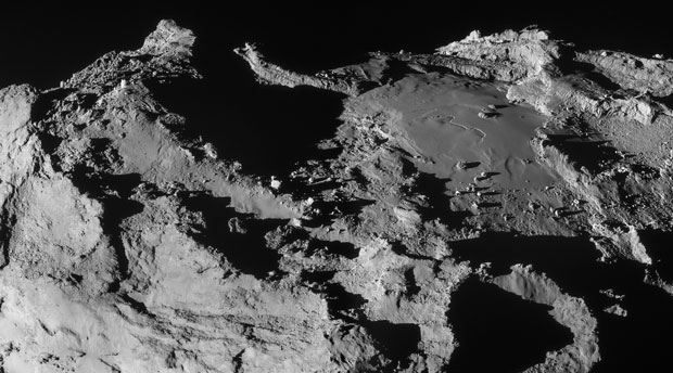 Comet_on_28_March_2015_NavCam_mosaic