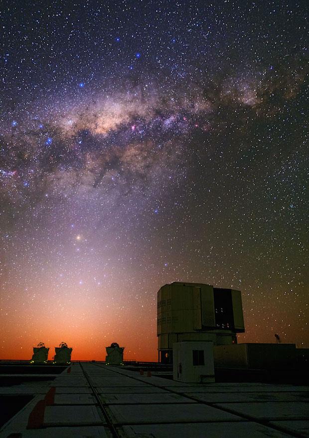 Image: ESO/B Tafreshi (twanight.org).