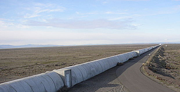 The California Institute of Technology and Massachusetts Institute of Technology designed and operate the NSF-funded LIGO that is aimed to see and record gravitational waves for the first time, allowing us to learn more about phenomena like supernovae and colliding black holes that generate the waves. Image credit: Cfoellmi via Wikimedia Commons.