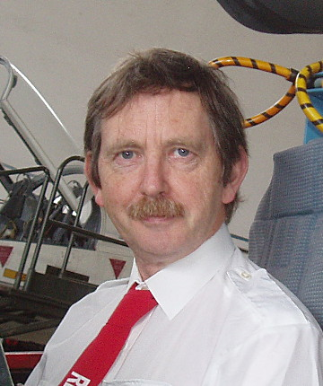 Dr. John K. Davies. Image credit: JKD / Royal Observatory, Edinburgh.