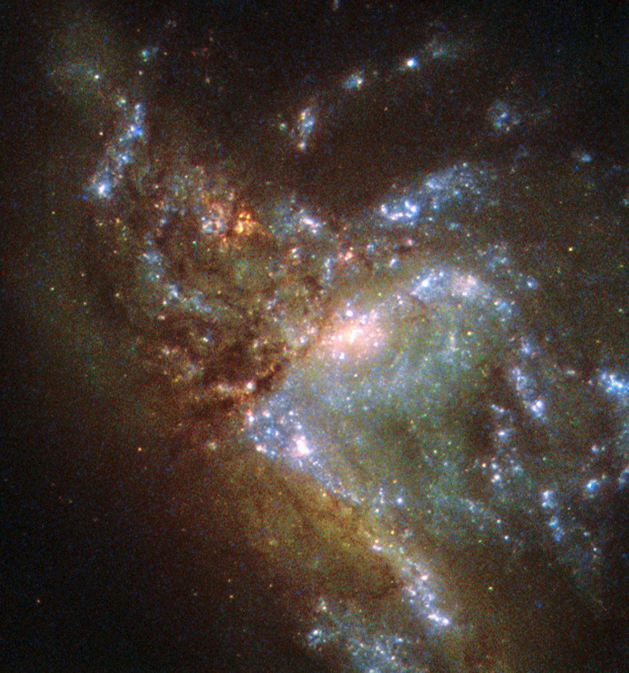 NGC 6502 in the constellation Hercules. Image credit: ESA/Hubble & NASA, Acknowledgement: Judy Schmidt.