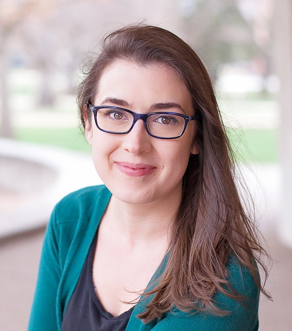 Dr. Natalie Gosnell is a W.J. McDonald Postdoctoral Fellow at The University of Texas at Austin. Image credit: Natalie Gosnell.