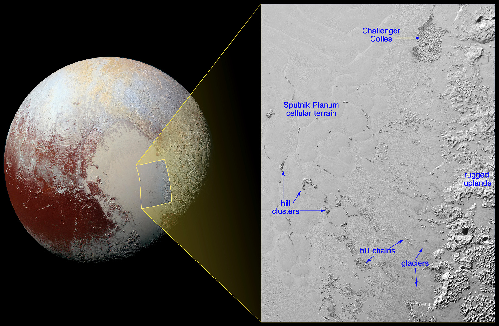 Image credits: NASA/JHUAPL/SwRI.