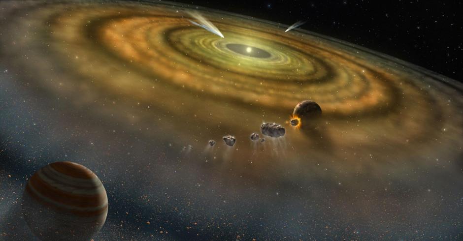 Image credit: NASA/FUSE/LynetteCook.