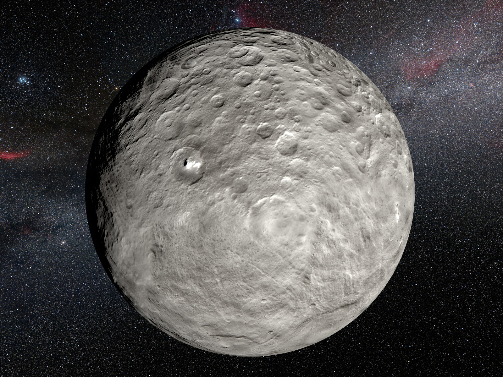 See dwarf planet Ceres at its best for 2019 – Astronomy Now