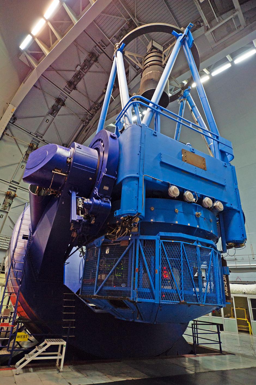 The ESO 3.6-metre telescope at the La Silla Observatory in Chile. Image credit: ESO/José Francisco Salgado (josefrancisco.org).