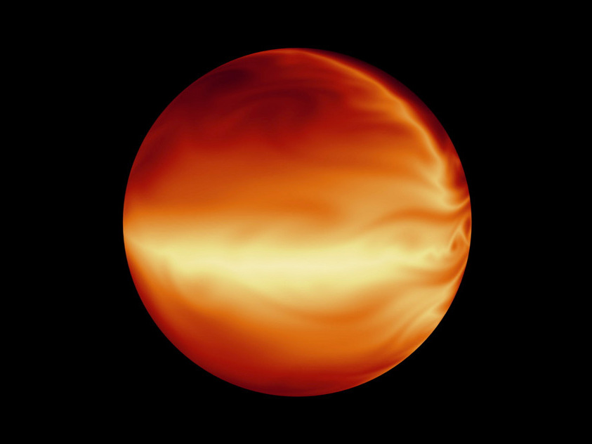 "A highly eccentric ""hot Jupiter"" exoplanet – Astronomy Now"