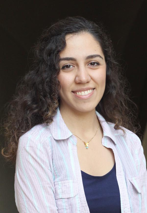 Irene Shivaei. Image credit: University of California, Riverside.