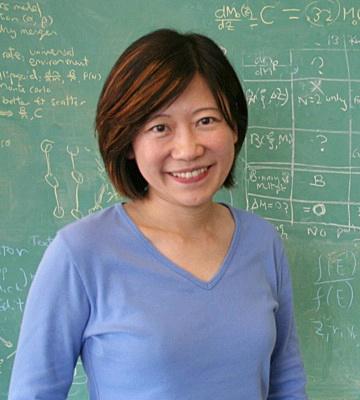 Professor Chung-Pei Ma, University of California, Berkeley. Image credit: MIT Kavli Institute.