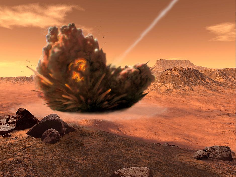(astronomy) Mars