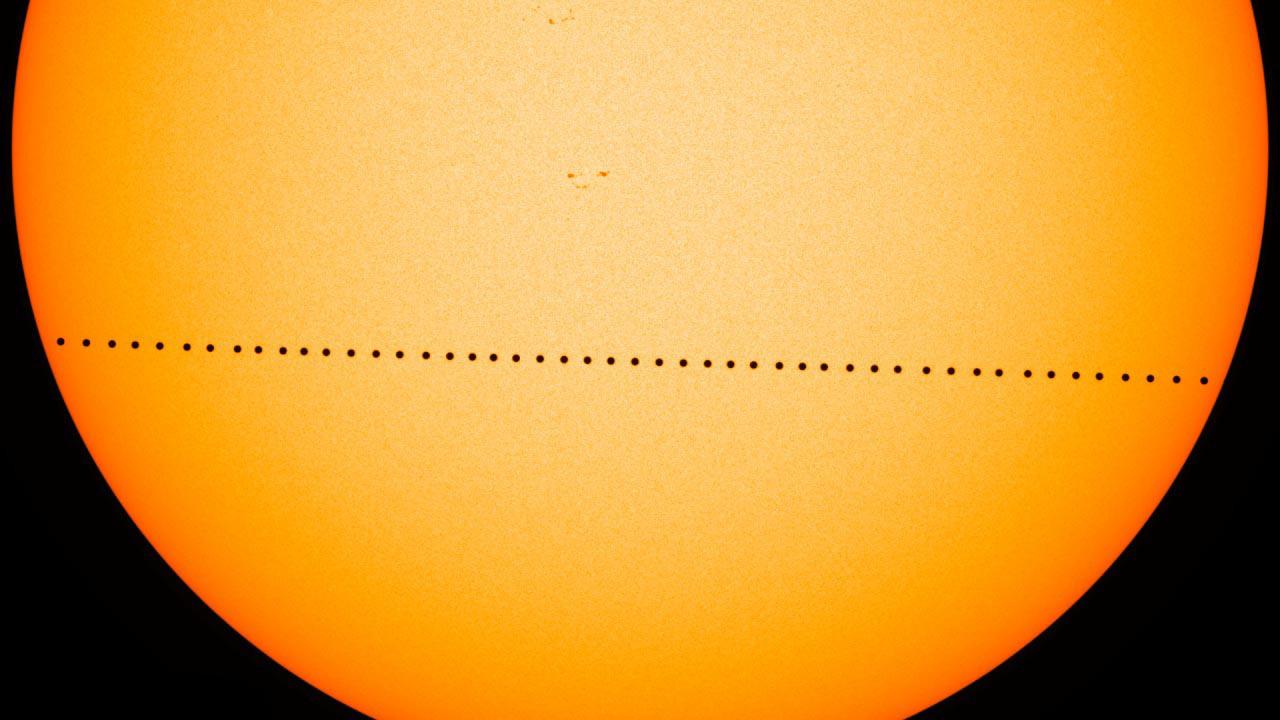 Image credit: NASA's Goddard Space Flight Center/SDO/Genna Duberstein.