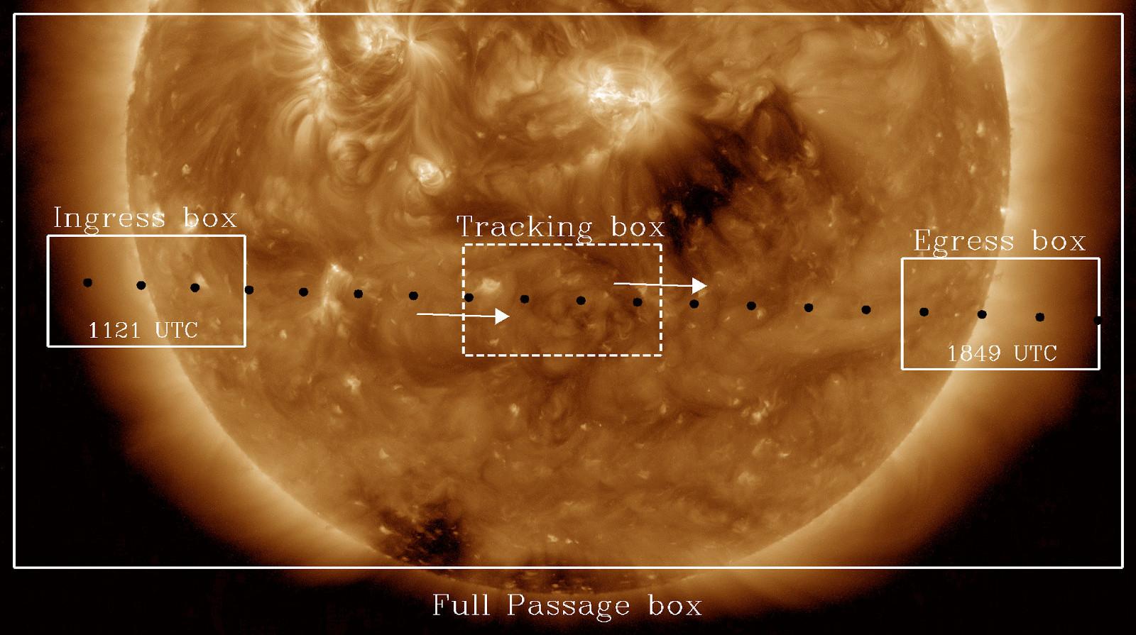 Image credit: NASA's Solar Dynamics Observatory.