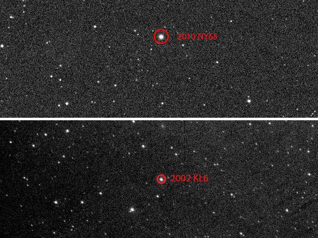 5 known asteroids - photo #25