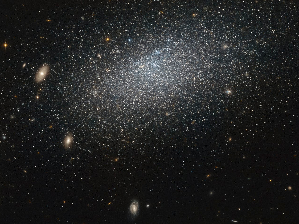 A mysterious solitary galaxy in Ursa Major – Astronomy Now