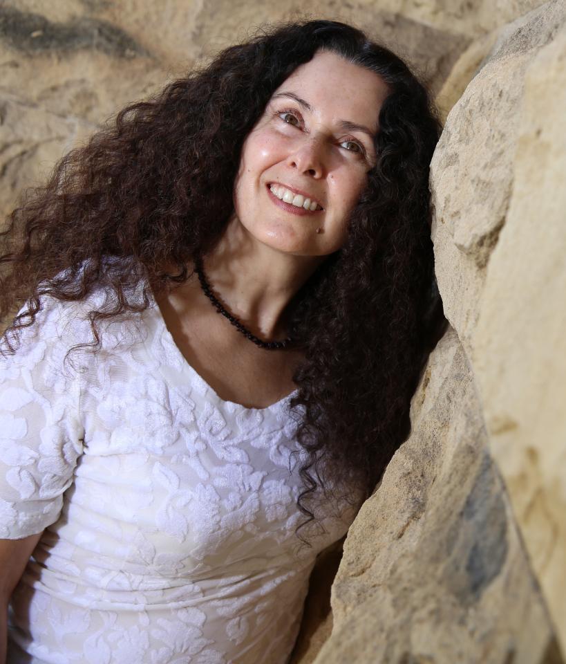 Dr. Gail Higginbottom. Image credit: University of Adelaide.