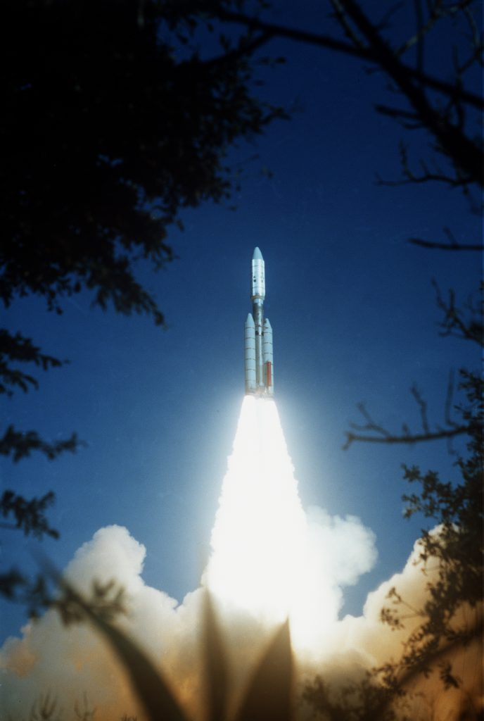 Voyager 2 launched today in 1977 – Astronomy Now