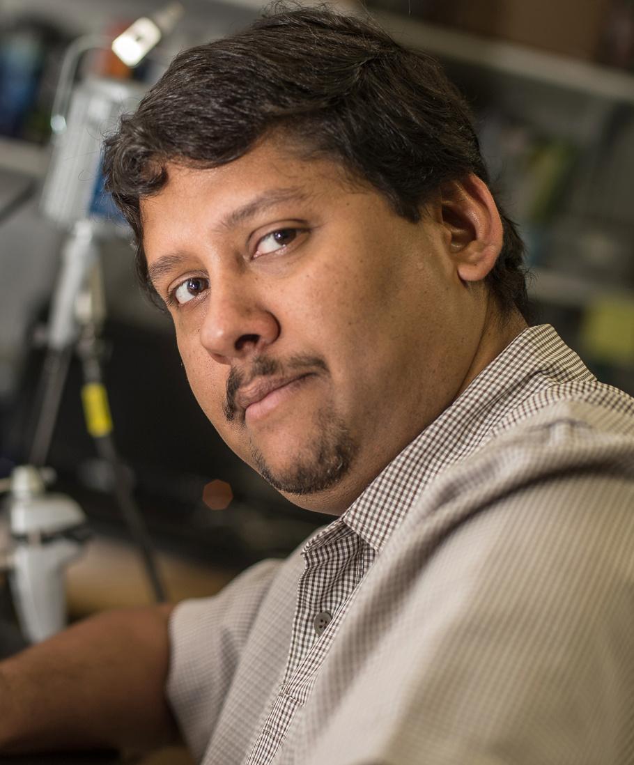 Rajdeep Dasgupta. Image credit: Jeff Fitlow/Rice University.