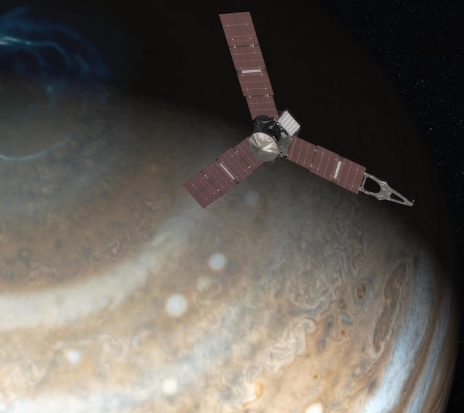 NASAs Juno Spacecraft To Remain In Current Orbit Around Jupiter - Nasas juno spacecraft has captured incredible images of jupiters surface