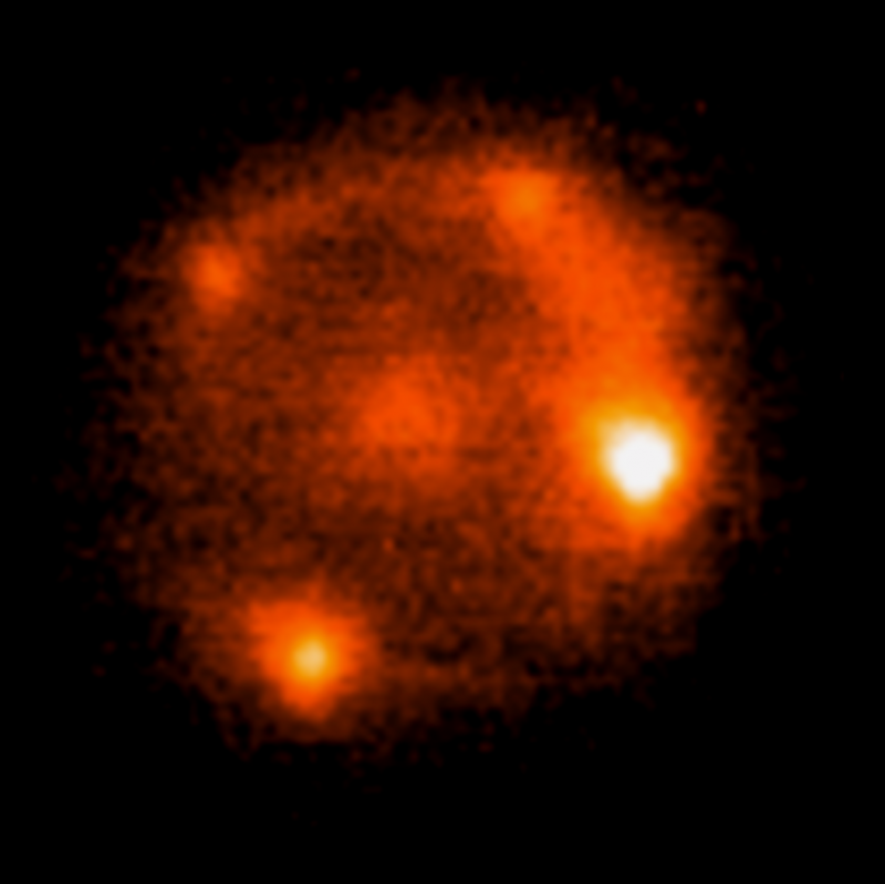 Keck Observatory captures rare high-resolution images of