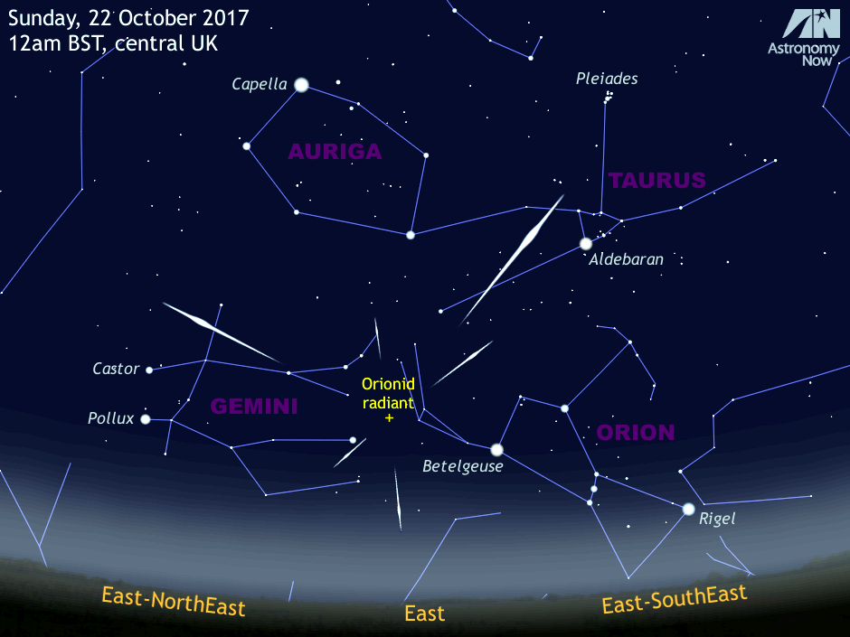 see fragments of comet halley light up the night sky this weekend