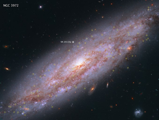 Hubble data indicate universe growing faster than expected ...