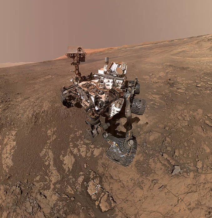 mars rover speed - photo #48