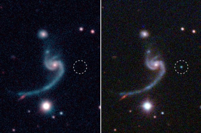Astronomers see birth of rare binary neutron star