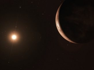 Best image of Alpha Centauri A and B – Astronomy Now