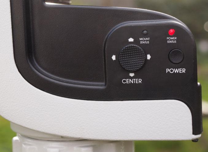 SolarQuest's control panel