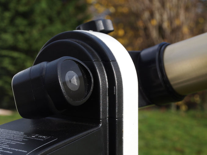 HelioFind Sun detector